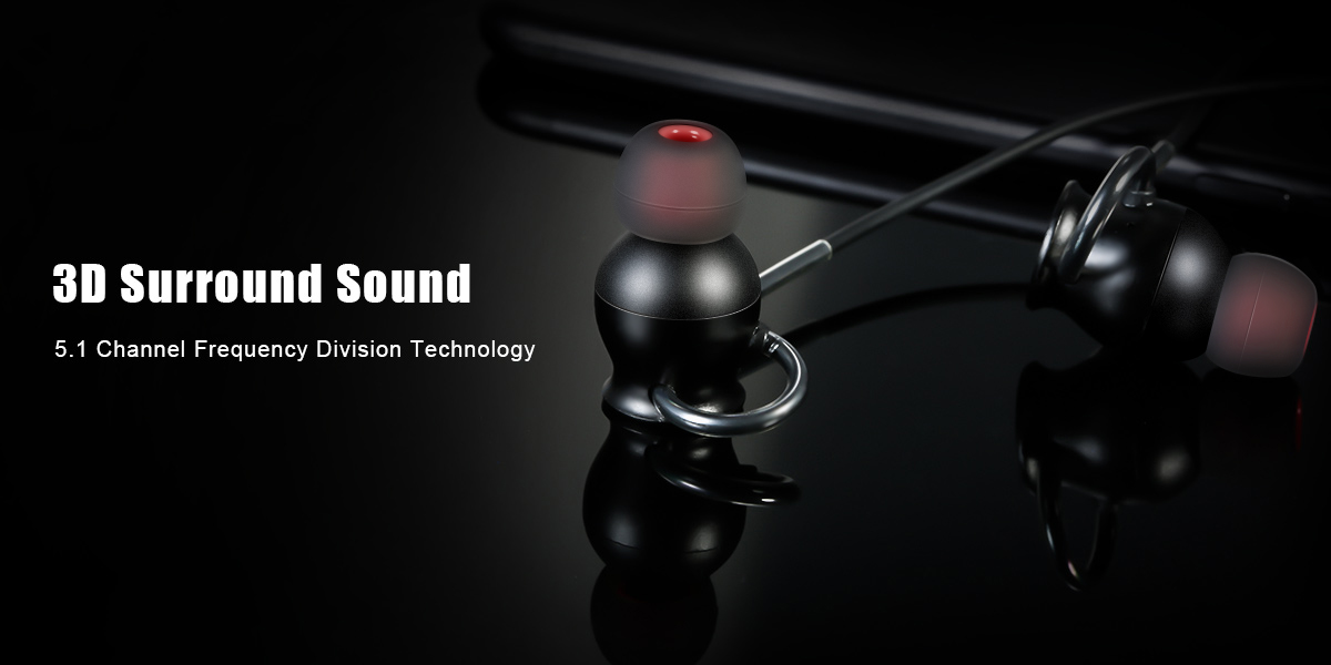 dodocool 3D earphone
