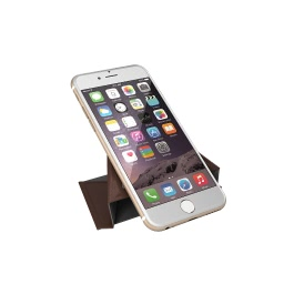 Universal Portable Folding Non-slip Phone Tablet E-reader Holder Stand for iPhone SE 6s 6 Plus Samsung S7 S6 edge iPad mini Brown
