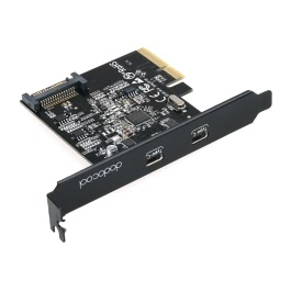 dodocool DC26 SuperSpeed USB 3.1 PCI-Express Card
