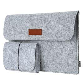 dodocool DA98 13.3-Inch Laptop Felt Sleeve Bag