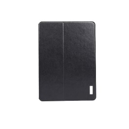 dodocool 360 Degree Rotating PU Leather Swivel Flip Stand Case Cover Protective Shell for iPad Air Black