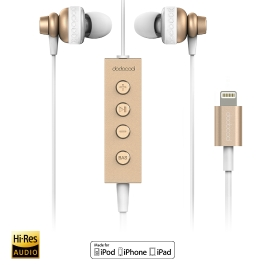 dodocool DA55 Hi-Res Earphone with Lightning Connector