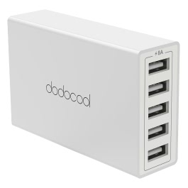dodocool DA65 5-Port USB Charging Station
