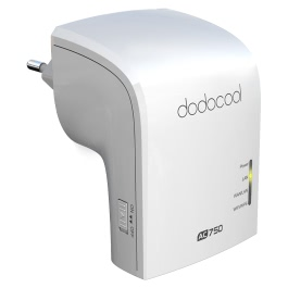 dodocool DC24 Dual Band Wireless AP / Repeater / Router